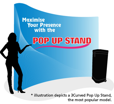 Pop Up Stand Basic