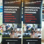Pull Up Stand Premium85 85x200cm for Tisch Asia banner stands