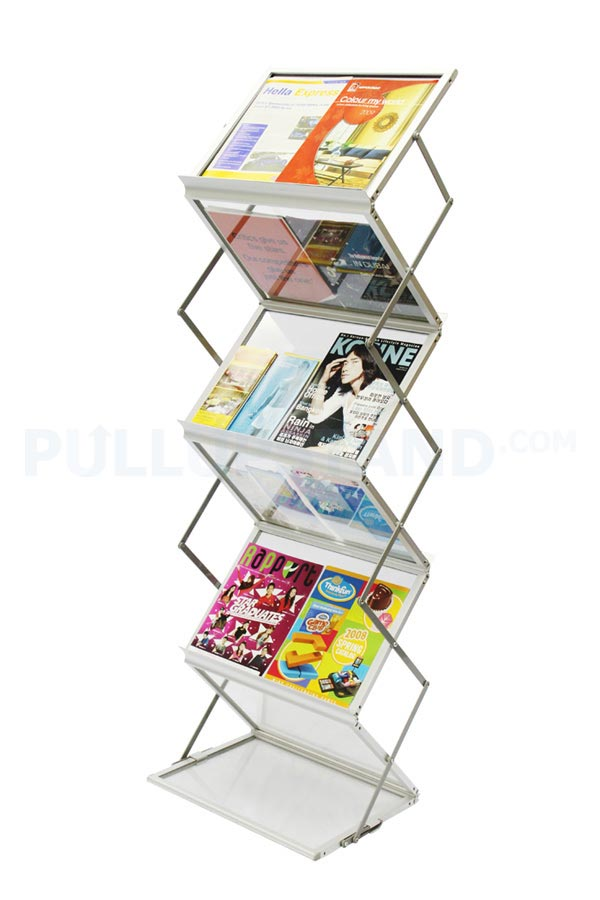 Display Stand For Hire : Brochure stands pullupstand singapore
