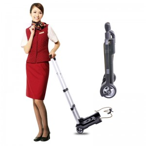 Daily-use-at-home-small-portable-car-shopping-cart-luggage-cart-trolley-car-retractable-folding-bike