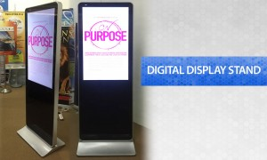 Digital Display Stand