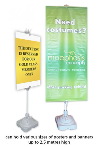 Display Stands & Pull Up Banner Stands (Bangkok, Thailand)