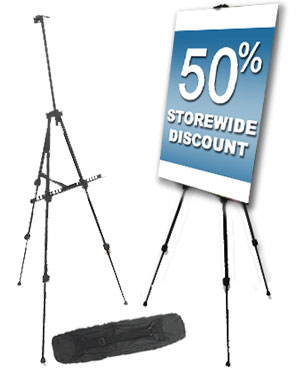 Tripod Easel for Posters