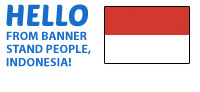 Indonesia Pullupstand.com - The Bannerstand People