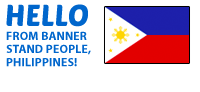 Philippines Pullupstand.com - The Bannerstand People