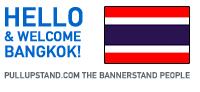 Bangkok Thailand Pullupstand.com - The Bannerstand People